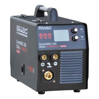 купить Аппарат сварочный BRADO SmartMIG 250 Dual Synergic