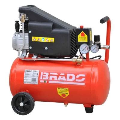 купить Воздушный компрессор BRADO AR25S (до 180 л/мин, 8 атм, 25 л, 220 В, 1.50 кВт)