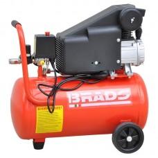 Воздушный компрессор BRADO AR25S (до 180 л/мин, 8 атм, 25 л, 220 В, 1.50 кВт)