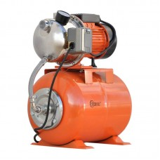 Станция водоснабжения автоматическая SKIPER JET100S (900 Вт, 3100 л/ч, 24 л, нерж)