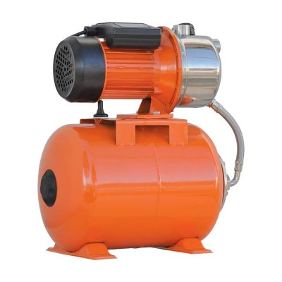 купить Станция водоснабжения автоматическая Skiper JET120S (1300 Вт, 3600 л/ч, 24 л, нерж)
