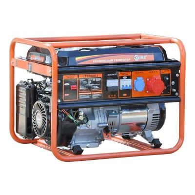 купить Электростанция SKIPER LT9000ЕJ (6,5кВт, 1х380В/16А, 1х220В/16А/2кВт макс)