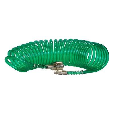 купить Шланг полиурет. спиральный 5 м, ф 6/8 мм c быстросъемн. соед. SKIPER PUH-60805
