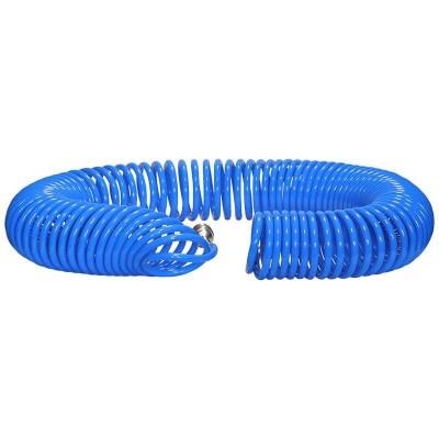 купить Шланг полиурет. cпиральный 20 м, ф 6/8 мм c быстросъемн. соед. SKIPER PUH-60820