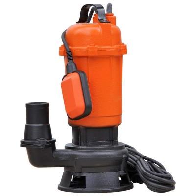купить Насос дренажно-фекальный SKIPER WQ10-21 (с измельчителем, 2000 Вт, 300 л/мин, чугун)