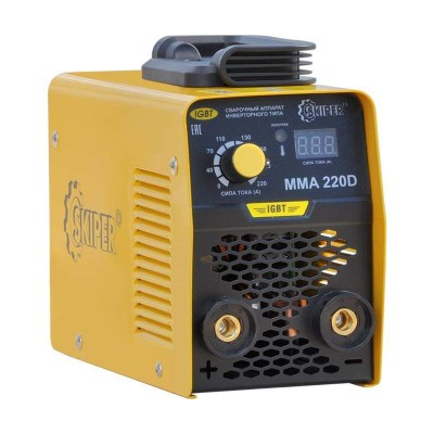 купить Аппарат сварочный инверторный SKIPER ММА-220D