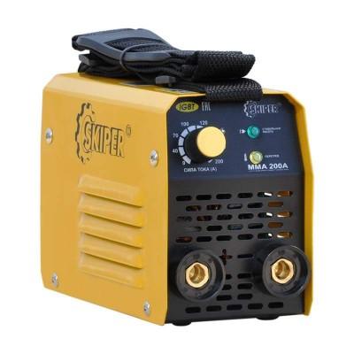 купить Аппарат сварочный инверторный SKIPER ММА-200A