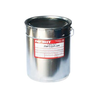купить Смазка FAVORIT Литол-24 Стандарт 4,5 кг металл