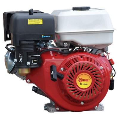 купить Двигатель бензиновый 177F Скипер (вал ф25мм х60мм. Шпонка7мм)
