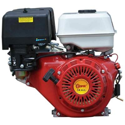 купить Двигатель бензиновый 188F для культиваторов (Вал шлицевый ф25ммх40мм)