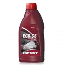 Масло минеральное для цепей бензопил FAVORIT Eco CS Bio 1л