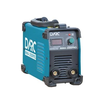 купить Аппарат сварочный инверторный D`ARC MMA-2500PRO