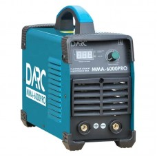 Аппарат сварочный инверторный D`ARC MMA-6000PRO