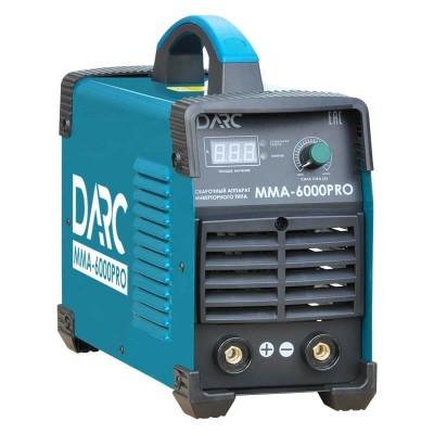 купить Аппарат сварочный инверторный D`ARC MMA-6000PRO