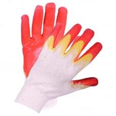 Перчатки с 2-х сл. латексным покрытием 13 кл.