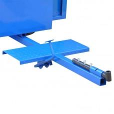 Тележка для мотоблока SKIPER ТМ-4/600 (грузоподъемность 600 кг)