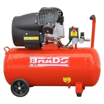 купить Воздушный компрессор BRADO AR70V (до 440 л/мин, 8 атм, 70 л, 230 В, 2.2 кВт)