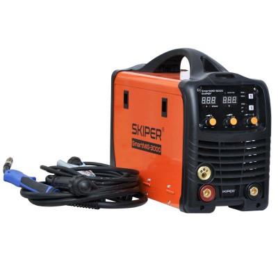 купить Полуавтомат сварочный SKIPER SmartMIG-3000 (MIG/FLUX/MMA)