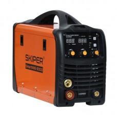 Полуавтомат сварочный SKIPER SmartMIG-3000 (MIG/FLUX/MMA)