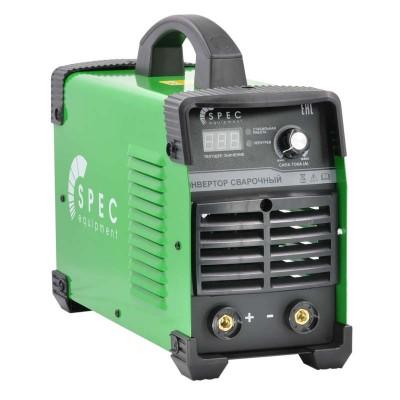 купить Инвертор сварочный SPEC ARC-230A (160-260 В, LED диспл., 230А, 1,6-5 мм, электрост. от 6,0 кВт)