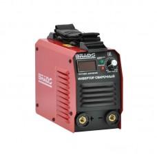 Инвертор сварочный BRADO ARC-200X-1 (160-260 В, LED диспл., 200А, 1,6-3 мм, электрост. от 6,0 кВт)