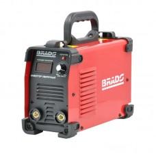 Инвертор сварочный BRADO ARC-210X-1 (160-260 В, LED диспл., 210А, 1,6-3,2 мм, электрост. от 6,0 кВт)
