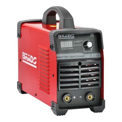 купить Инвертор сварочный BRADO ARC-230X-1 (160-260 В, LED диспл., 230А, 1,6-5 мм, электрост. от 6,0 кВт)