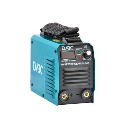 купить Инвертор сварочный DARC ММА-205-1 (160-260 В, LED диспл., 200А, 1,6-3 мм, электрост. от 6,0 кВт)