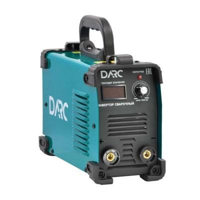 купить Инвертор сварочный DARC ММА-215-1 (160-260 В, LED диспл., 210А, 1,6-3,2 мм, электрост. от 6,0 кВт)