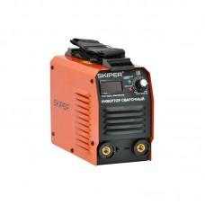 Инвертор сварочный SKIPER ММА-2500-1 (160-260 В, LED диспл., 200А, 1,6-3,2 мм, электрост. от 6,0 кВт)