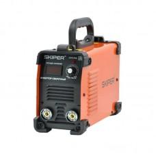 Инвертор сварочный SKIPER ММА-2600-1 (160-260 В, LED диспл., 210А, 1,6-3,2 мм, электрост. от 6,0 кВт)