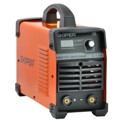 купить Инвертор сварочный SKIPER ММА-2800-1 (160-260 В, LED диспл., 230А, 1,6-5 мм, электрост. от 6,0 кВт)