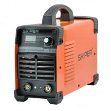Инвертор сварочный SKIPER ММА-2800-1 (160-260 В, LED диспл., 230А, 1,6-5 мм, электрост. от 6,0 кВт)