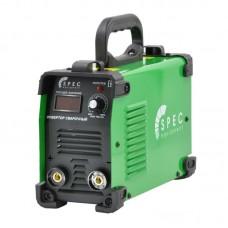 Инвертор сварочный SPEC ARC-210A-1 (160-260 В, LED диспл., 210А, 1,6-3,2 мм, электрост. от 6,0 кВт)