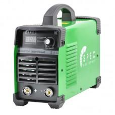 Инвертор сварочный SPEC ARC-230A-1 (160-260 В, LED диспл., 230А, 1,6-5 мм, электрост. от 6,0 кВт)