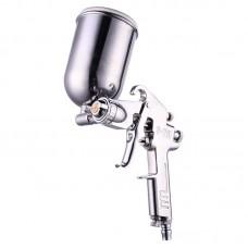 Краскопульт BRADO S-710G (H.V.L.P. 1,5мм: 3,5бар: 0,35л: метал)