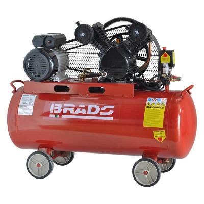 купить Воздушный компрессор Brado IBL2070А (до 300 л/мин, 8 атм, 70 л, 220 В, 2.2 кВт)