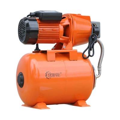купить Станция водоснабжения автоматическая Skiper JET120 (1300 Вт, 3600 л/ч, 24 л, чугун)