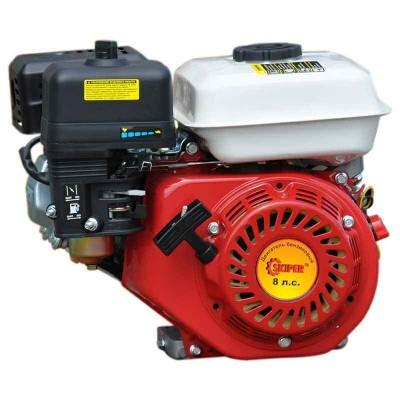 купить Двигатель бензиновый 170F для культиваторов (шлиц. вал 25мм)
