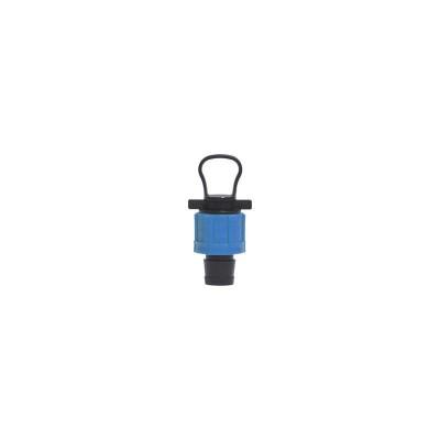 купить Фитинг-заглушка SPEC IS0004 для капельных лент 16мм (уп. 100 шт.) цена за 1шт