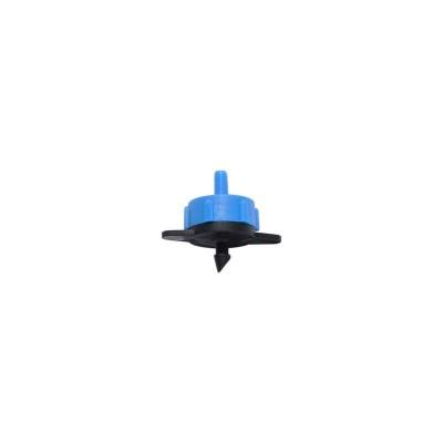 """купить Компенсированная капельница SPEC IS0035 разборная, 1/4"""", cиняя 8л/ч(уп. 100 шт.) цена за 1шт"""