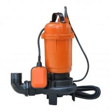 Насос дренажно-фекальный SKIPER WQ10-2 (с измельчителем, 2000 Вт, 18000 л/ч, напор до 10 м.)
