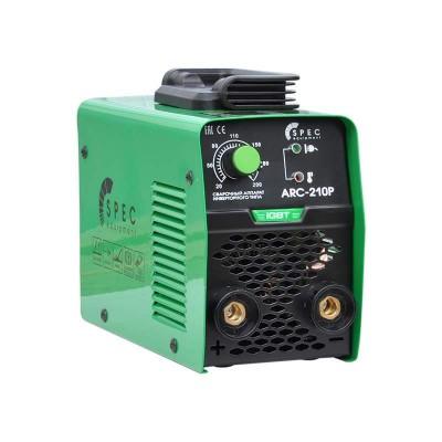купить Аппарат сварочный инверторный SPEC ARC-210Р