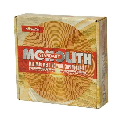 купить Проволока омд Св-08Г2С ф0,8мм (катушка 5 кг) ТМ MONOLITH