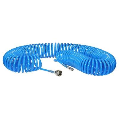 купить Шланг полиурет. спиральный 20 м, ф 6/8 мм c быстросъемн. соед. SKIPER ШП-620