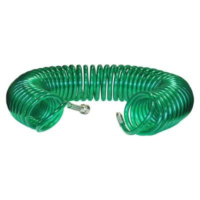 купить Шланг полиурет. спиральный 15 м, ф 8/12 мм c быстросъемн. соед. SKIPER ШП-815