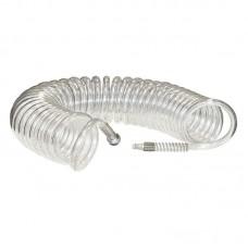 Шланг полиуретановый спиральный 10 м, ф 10/14 мм c быстросъемн. соед. SKIPER ШП-1010