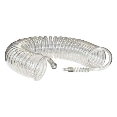 купить Шланг полиурет. спиральный 10 м, ф 10/14 мм c быстросъемн. соед. SKIPER ШП-1010