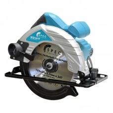 Циркулярная пила SPEC SCS1619 (пильный диск в комплекте, 1600 Вт, диск 185х20 мм, до 63 мм)