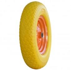 Колесо для тачки BRADO 4.00-8 PU (20х80)